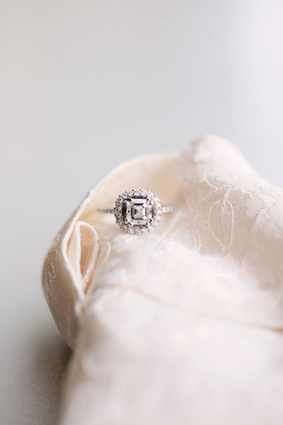 #Rings | Photography by kristinvining.com |   Read more - www.stylemepretty...