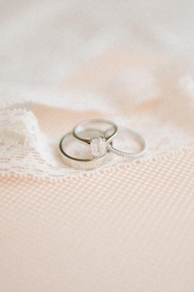 #rings | Photography by sheachristine.com |  Read more - www.stylemepretty...