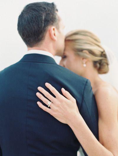 Seaside wedding in the Hamptons: www.stylemepretty...   Photography: carmensanto...