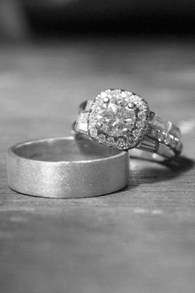Stunning engagement ring: www.stylemepretty... | Photography: Catherine Guidry -...