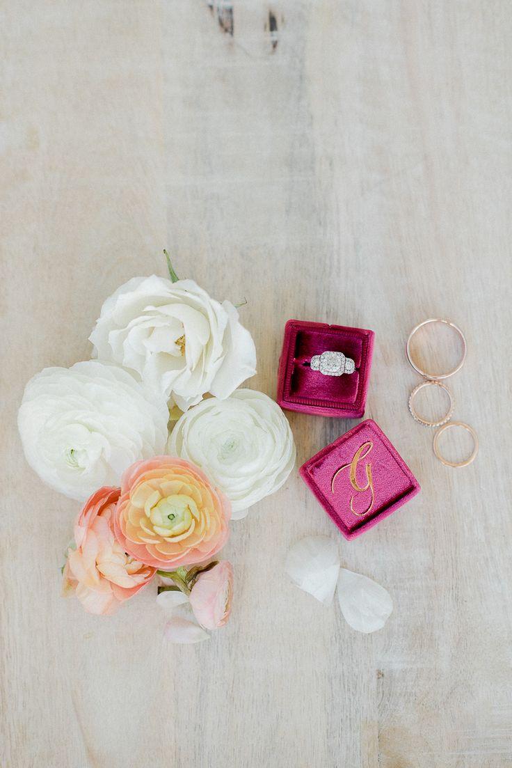 Three stone engagement ring: Photography: Rachel Pearlman - rachelpearlmanpho...