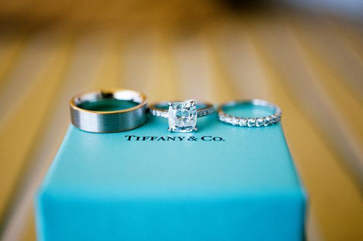 Tiffany Rings | Possible Tiffany Novo ? Cushion Cut? Photography: Christie Pham ...