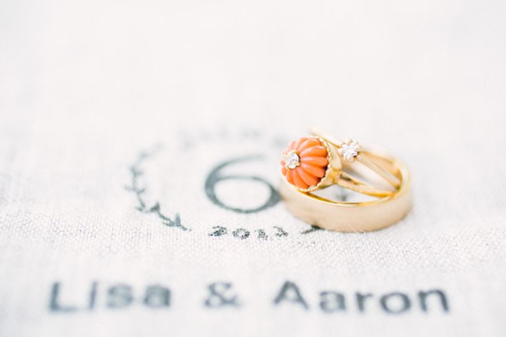 Wedding and Engagement Rings | Photography: Emily Scannell