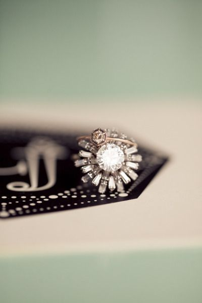 #wedding #rings Photography by isabelleselbyphot...  Read more - www.stylemepret...