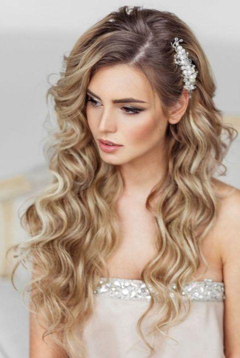 43 Gorgeous Fall Wedding Makeup Ideas | HappyWedd.com #PinoftheDay #gorgeousâ...