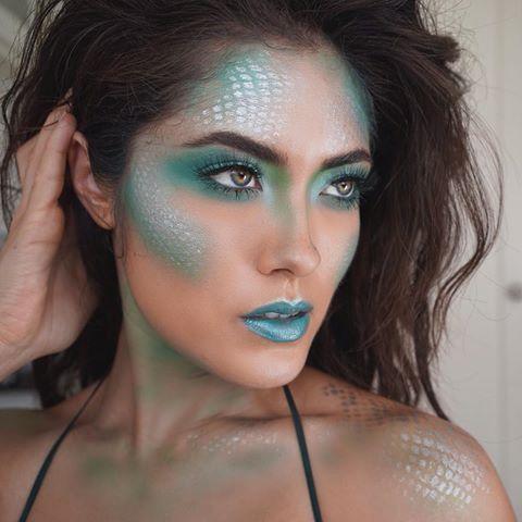 9 Halloween Makeup Tutorials That Will Definitely Turn Heads | www.hercampus.com...