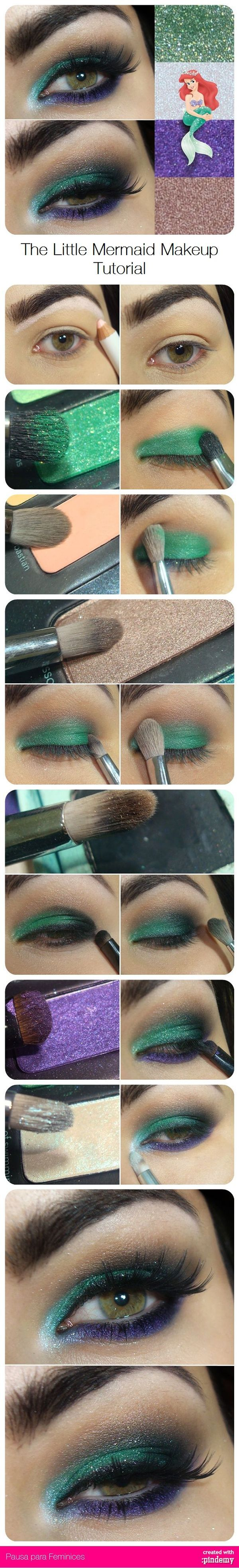 Disney inspired :) Get all the makeup you need possible here: www.youniqueproduc...