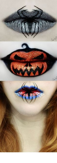 Eva Senín Pernas, the Spanish makeup artist and photographer has created some j...