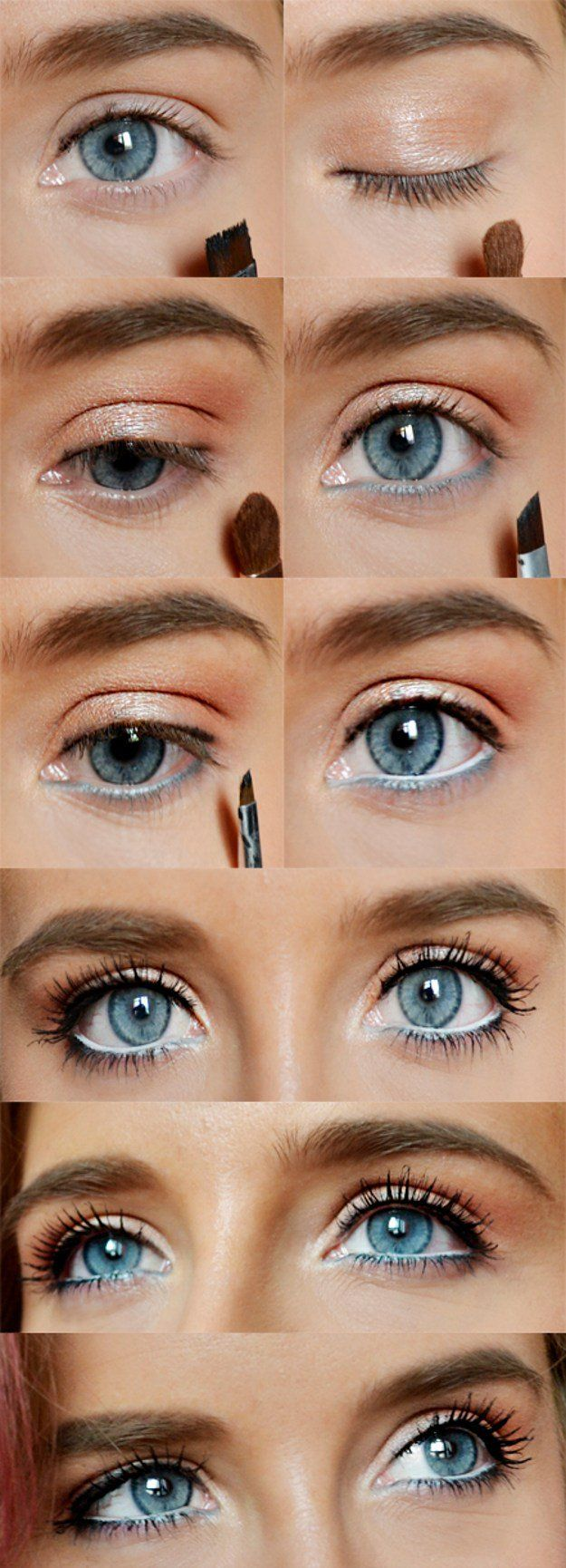 How to Do Natural Spring Makeup   Easy DIY Look