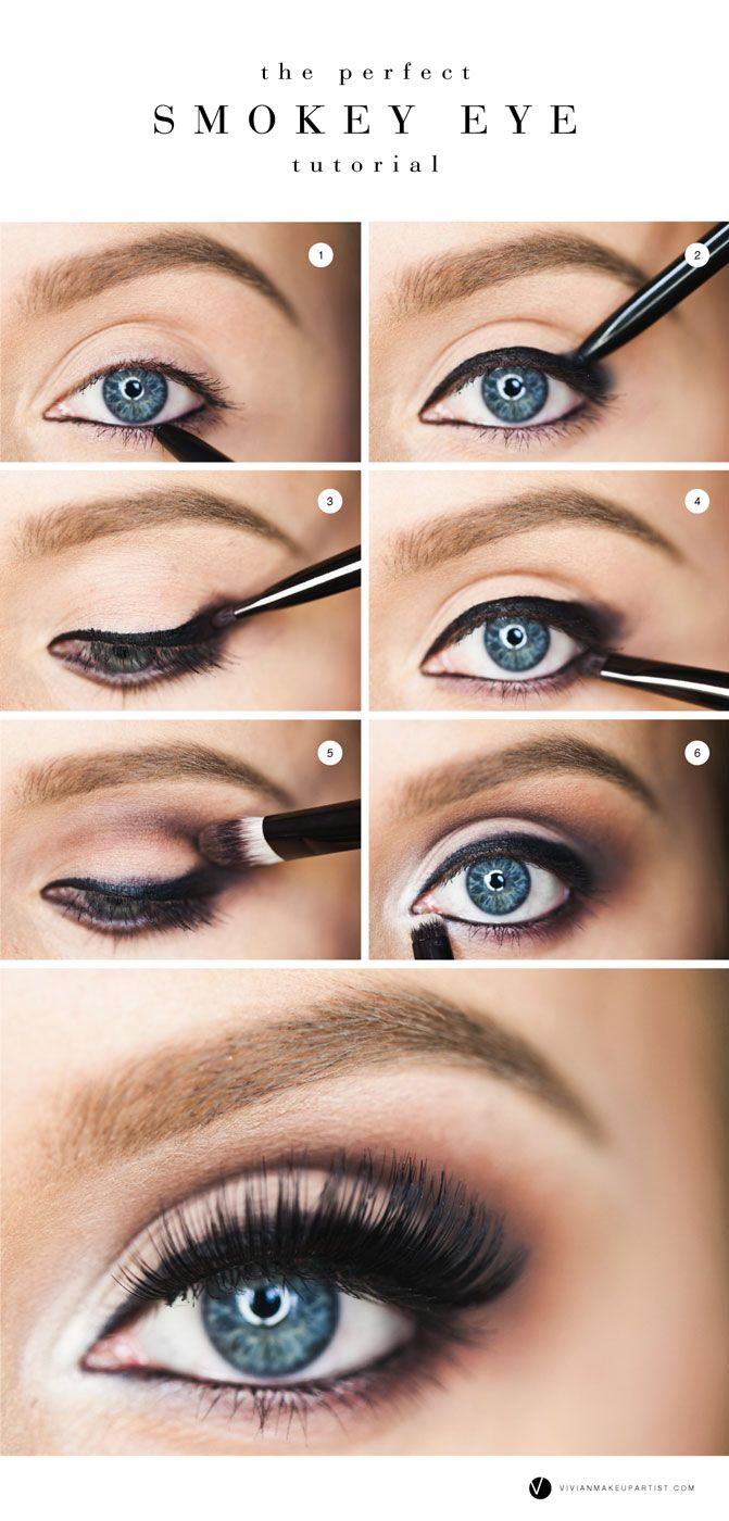 I used these products to create a smokey eye that will flatter any eye color. S...