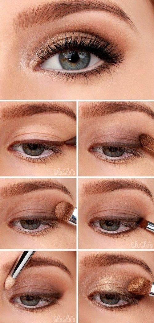 MODbeauty: Natural Glamorous Wedding Makeup tutorial - Makeup tutorials you can ...