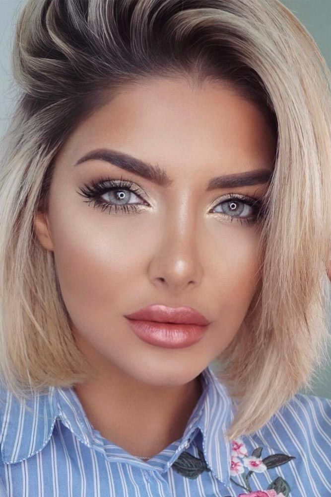 Prom Makeup Looks That Will Make You the Belle of the Ball ★ See more: gla...