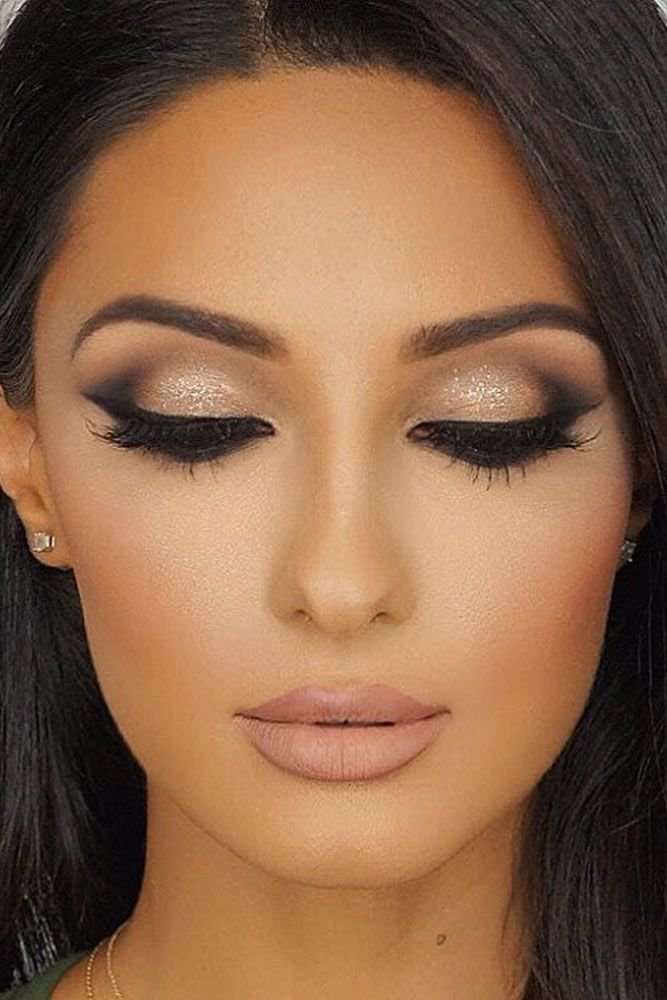Sexy Smokey Eye Makeup Ideas to Help You Catch His Attention ★ See more: g...