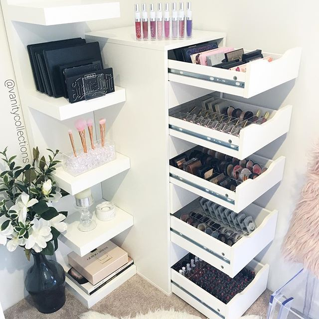 .  Vanity Collections  For all your makeup storage needs Perth WA Based Online S...