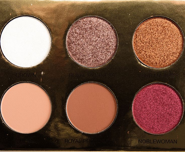 Sneak Peek: Coloré Raine Queen of Hearts EYESHADOW palette Photos & Nuancier