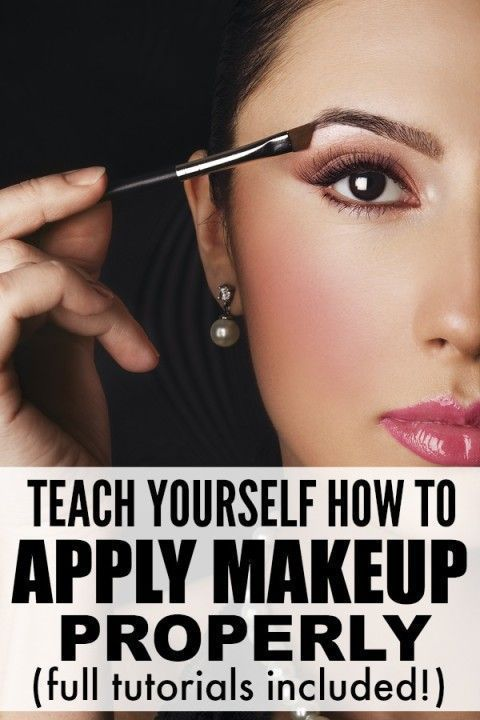 From foundation and contour, to blush and eyebrows, to eyeshadow and eyeliner, t...