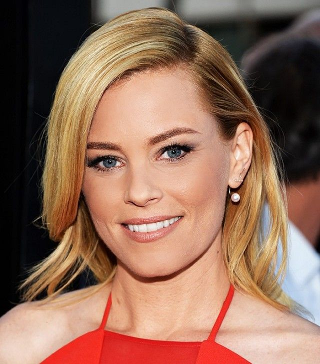 Elizabeth Banks knows that sun-kissed hair is always in style