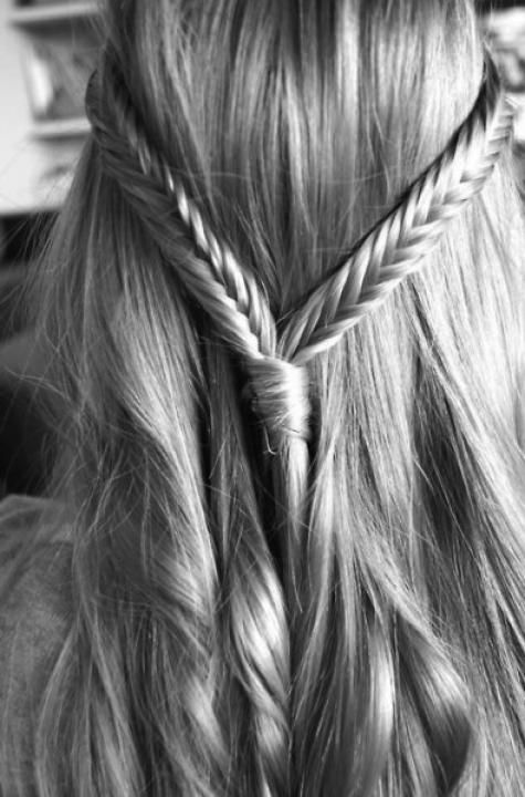 fishtails and knots