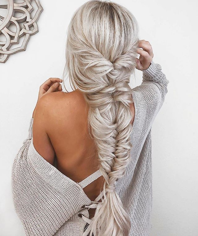 52 Trendy Chic Braided Hairstyle Ideas You Should Try - Gorgeous braids