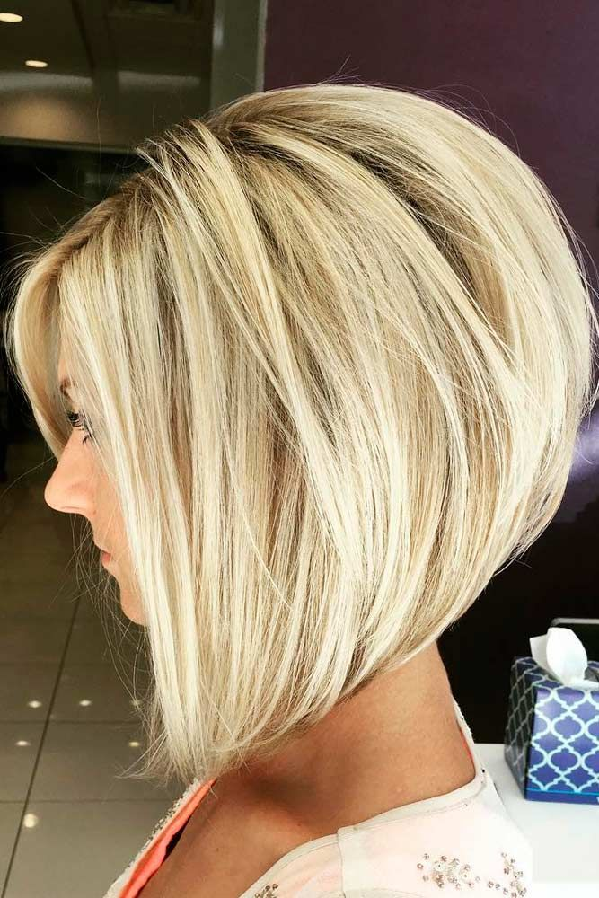 Stacked Bob Haircut Ideas to Try Right Now ★ See more: lovehairstyles.co...