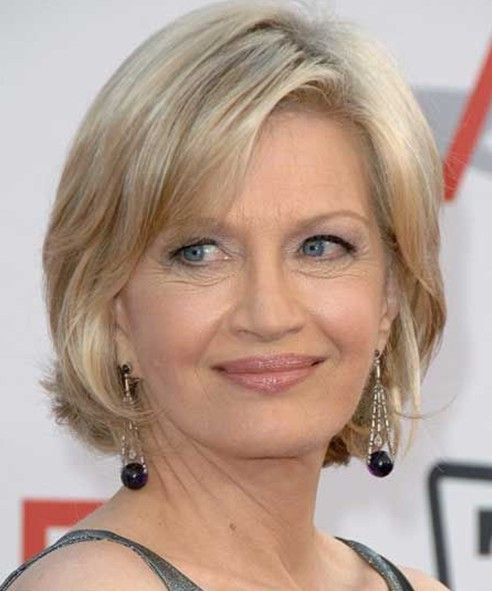 20 Hottest Short Hairstyles for Older Women | PoPular Haircuts