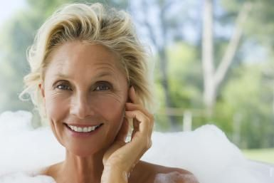 20 Skincare Tips Every Woman Over 50 Should Know: older woman skincare tips