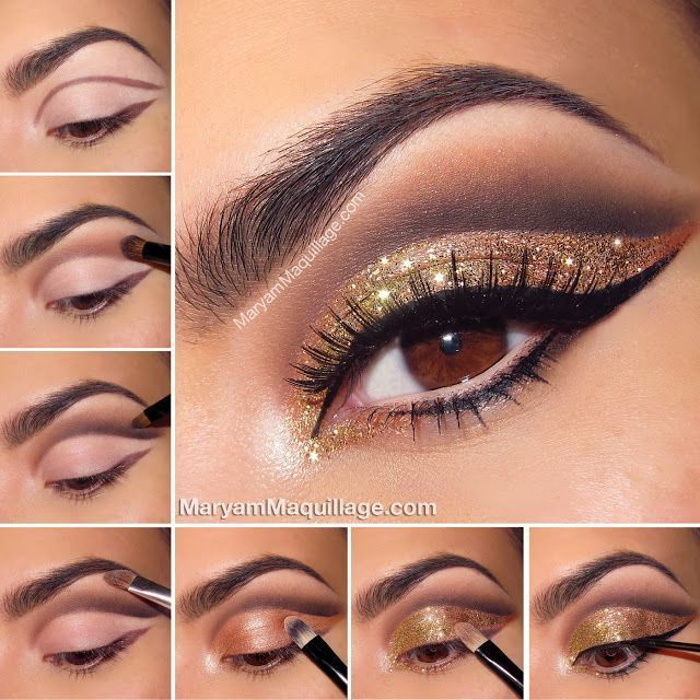 Makeup Ideas 2017 2018 Disco Ball Glitter Makeup For New Years