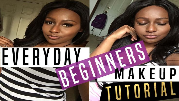 Everyday Beginners Makeup Tutorial For Women Of Color