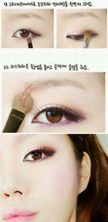 Korean make-up                                                                  ...