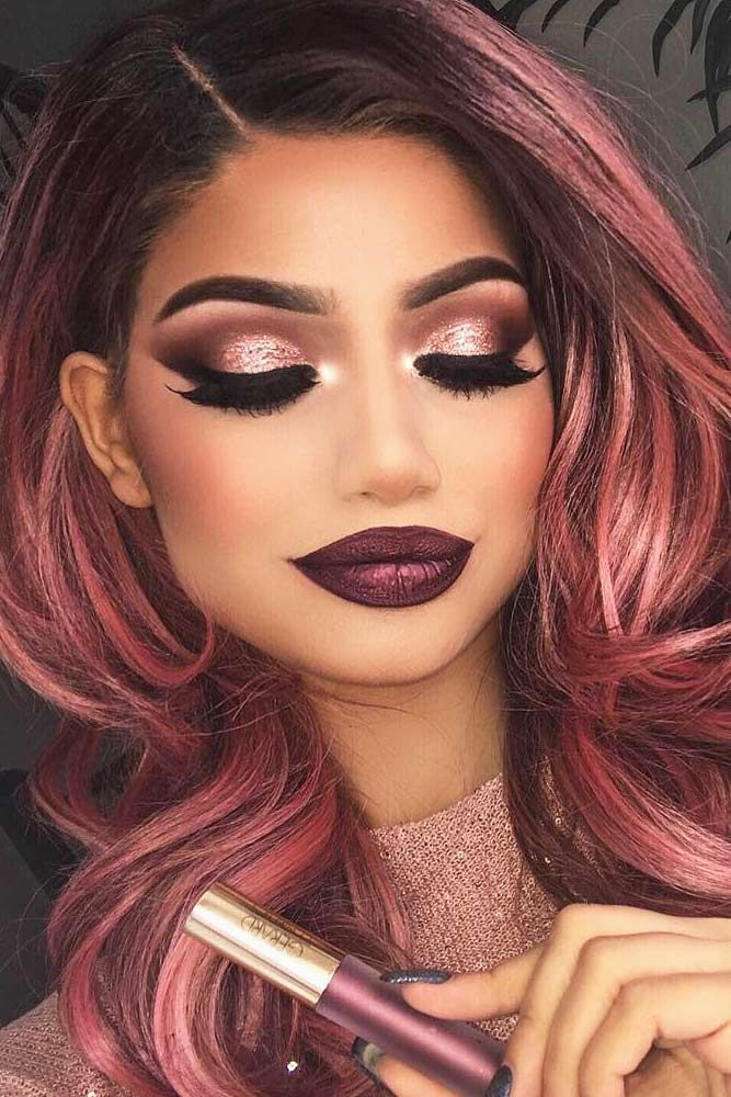Look at our collection of new makeup ideas and most amazing makeup looks for win...