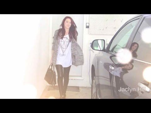 Quick & Easy Makeup Tutorial: Jaclyn Hill I love her and could watch her tutoria...