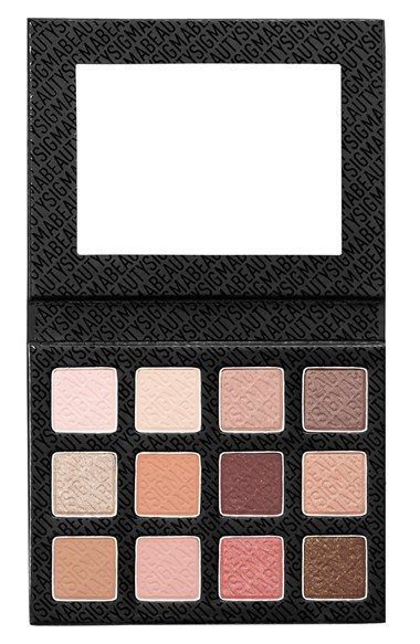 Sigma® 'Warm Neutrals' Eyeshadow Palette available at #Nordstrom