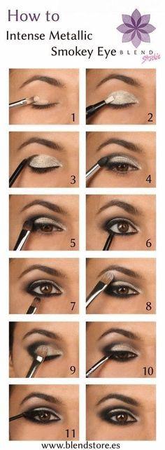 Step-By-Step Makeup Idea www.wsdear.com