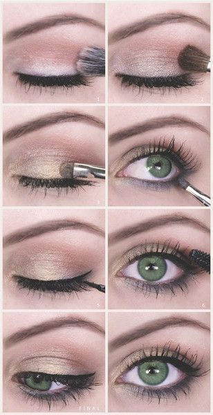 The Natural Neutral Eye is the perfect, everyday beauty trend to embrace this Su...