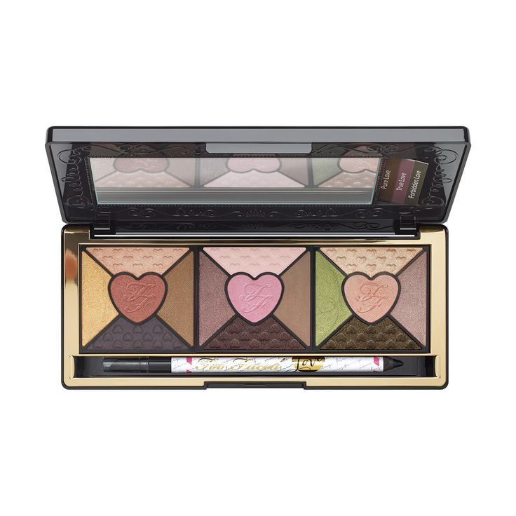 Too Faced Love Passionately Pretty Eyeshadow Palette SALE $39.20