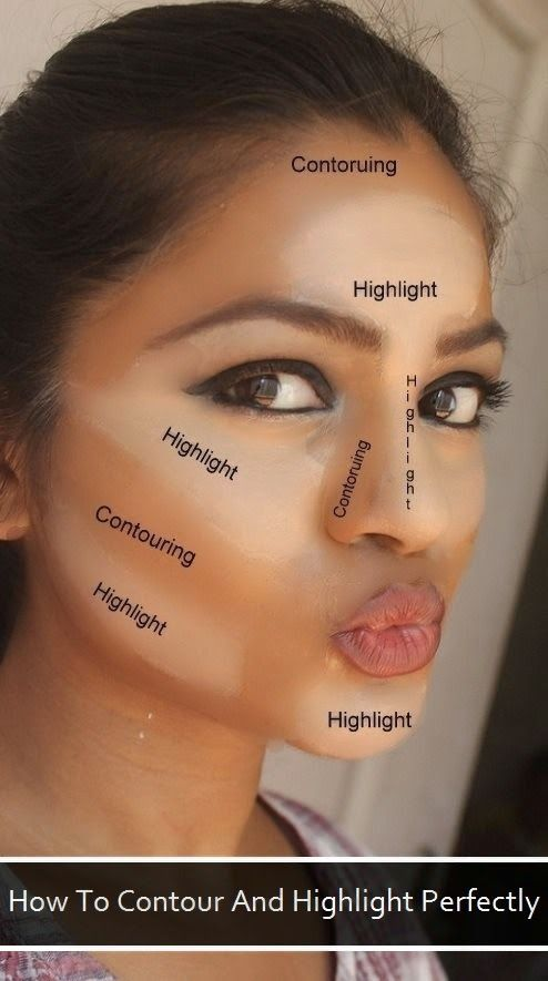 contouring tips!