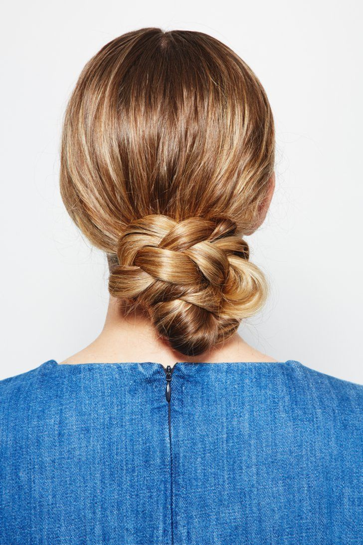5 Throwback '90s Hairstyles You Can DIY With a Modern 2016 Twist