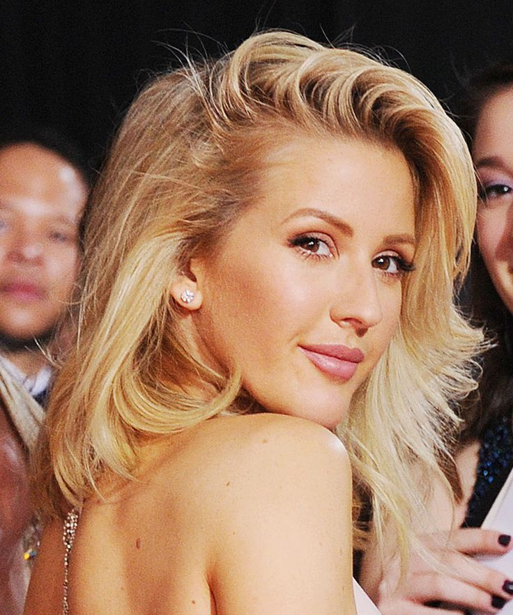Best HairStyles For 2017/ 2018 - Ellie Goulding shows off ...