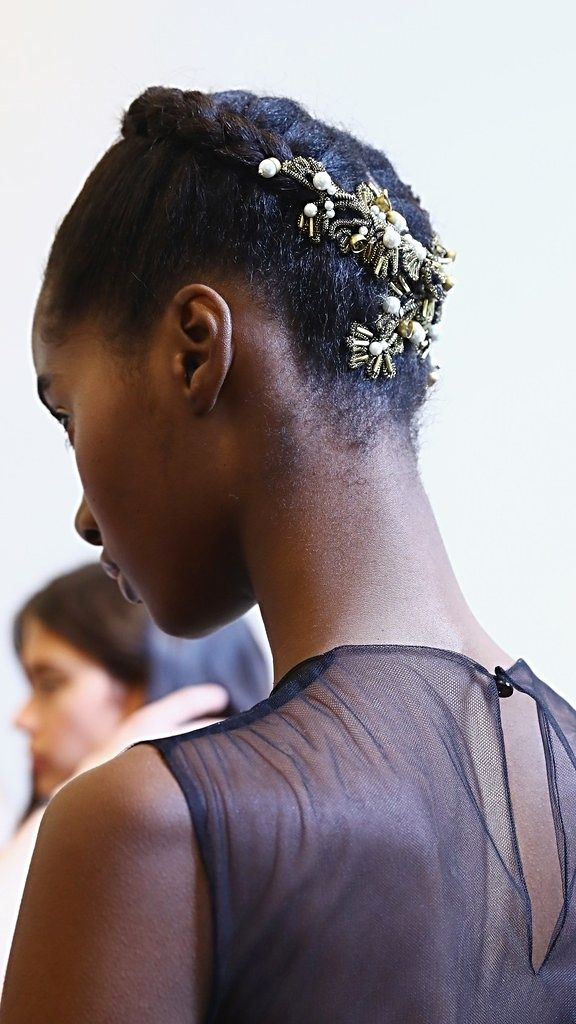 The best hair inspiration straight from the Paris Couture Fashion Week runways.