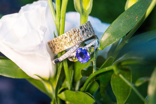 Romantic Maryland DIY Farm Wedding: www.stylemepretty... | Photography: Eastport...