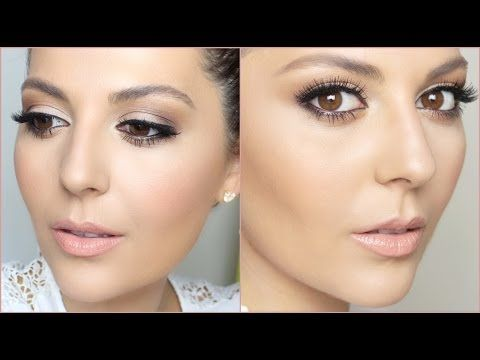 ▶ Bridal & Bridesmaid Makeup: Lilly Ghalichi Inspired - YouTube