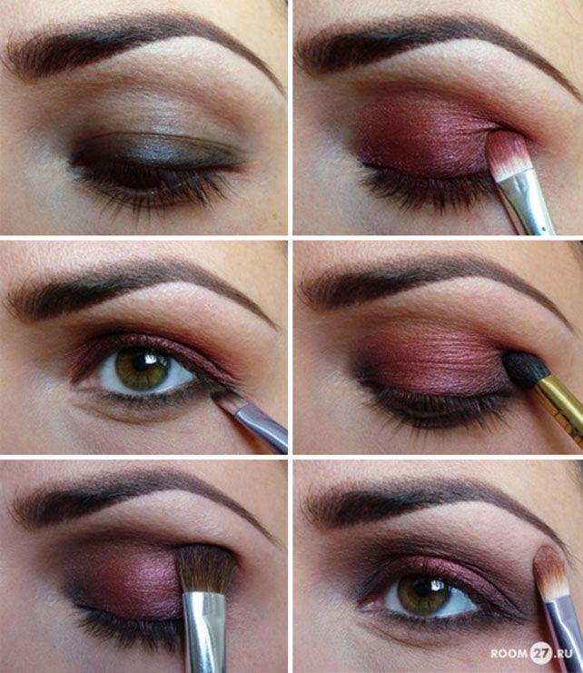 14 Amazing Make Up Step By Step Tutorials