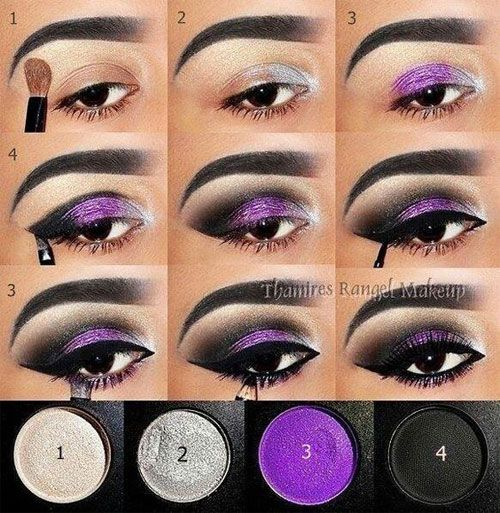 15-Easy-Step-By Step-Valentine's-Day-MakeUp-Tutorials-For-Beginners-&-Learne...