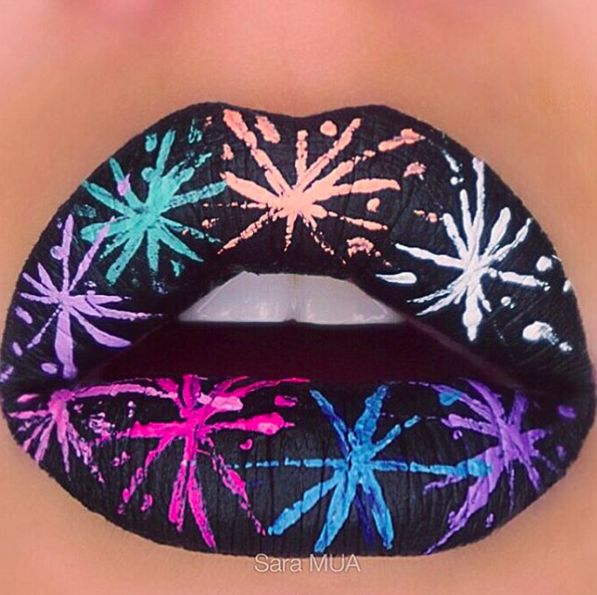 Makeup Ideas 2017 2018 20 Wildly Gorgeous And Creative Lip Art Designs Flashmode Middle East Middle East S Leading Fashion Modeling Luxury Agency Featuring Fashion Beauty Inspiration Culture