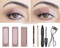 3 COLORS: Dust, Burnout, Nooner Place Dust on the inner corner of the eye, Burno...