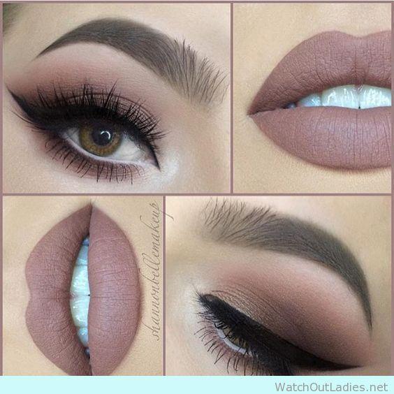 90's inspired eye makeup for brown eyed girls - watchoutladies.ne...