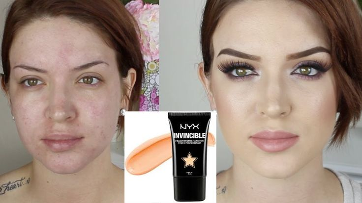 Check out this before/after video where Yapper StillGlamorus reviews NYX Cosmeti...