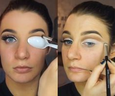 Cut-creasing is the genius new eyeshadow technique that will make you eyes appea...