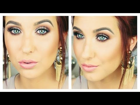 ▶ Daytime Glam For Every Woman - Makeup Tutorial - YouTube