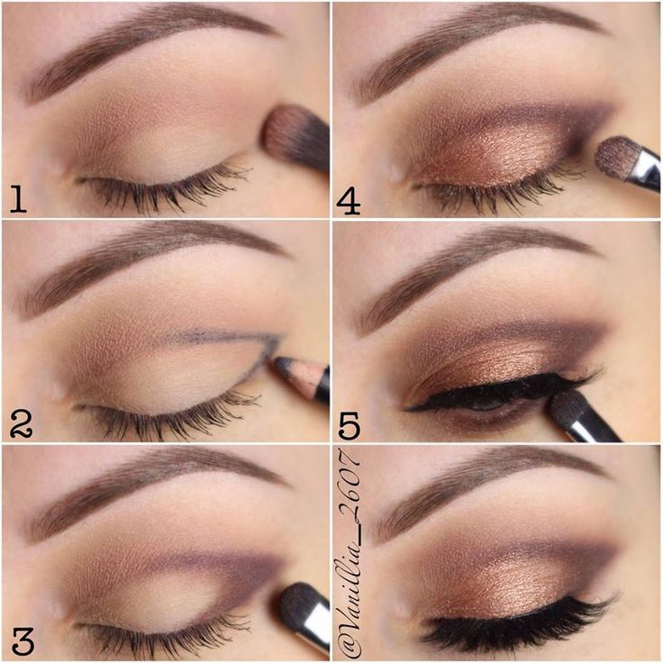 Easy tips for your eyeshadow!
